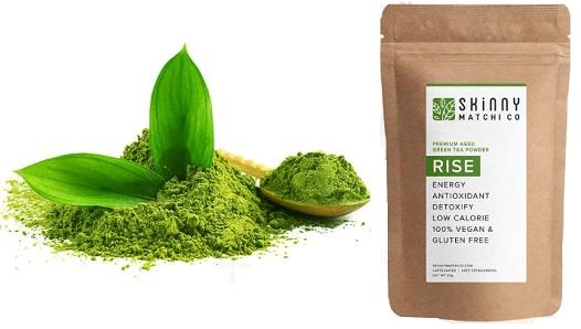 Skinny Matchi Green Tea Powder
