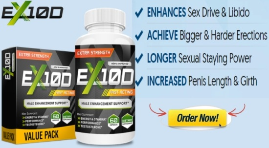 EX10D Male Enhancement