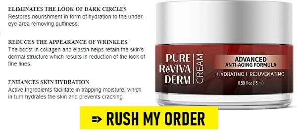 Pure Reviva Derm Cream