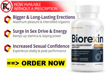 BioRexin Male Enhancement