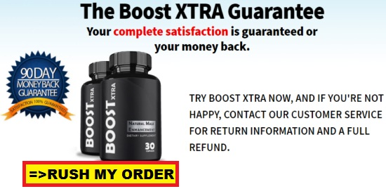 Boost Xtra Male Enhancement