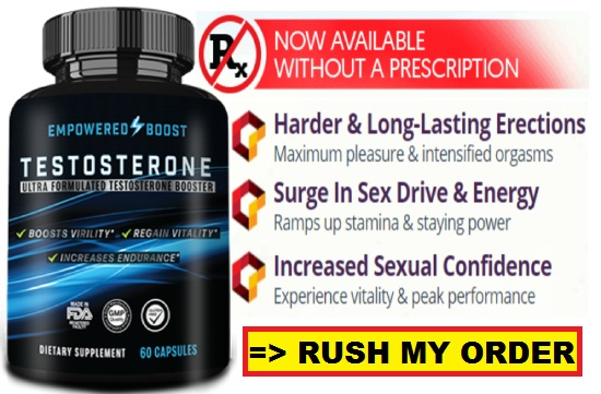 Empowered Boost Testosterone Booster