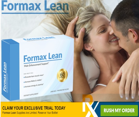 Formax Lean Male Enhancement Order