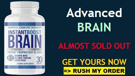 Instant Boost Brain Order