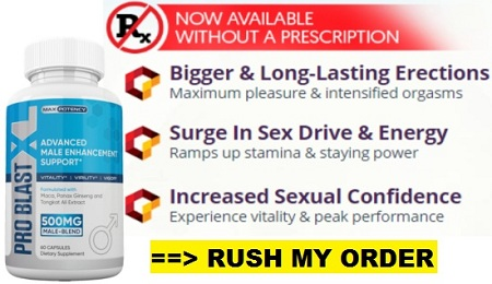 Pro Blast XL Male Enhancement