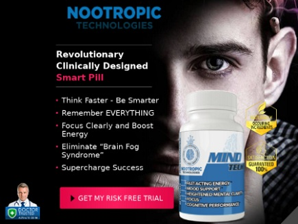 Mind Tech Brain Booster