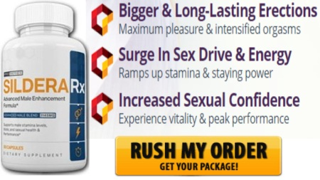 Sildera RX Male Enhancement