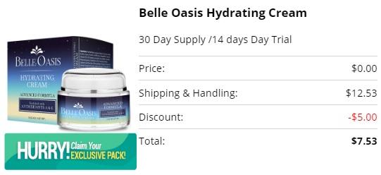 Belle Oasis Cream