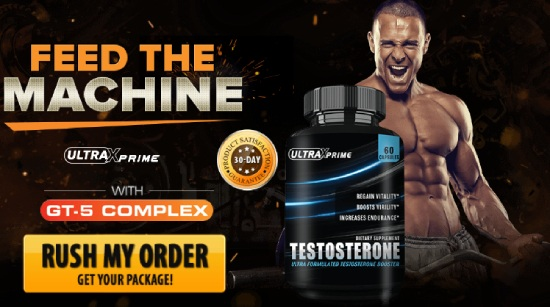 Ultra X Prime Testosterone Booster