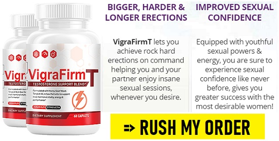 VigraFirm T Testosterone Support