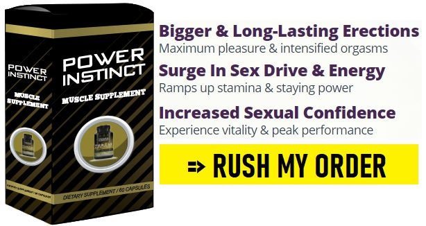 Power Instinct Muscle Supplement