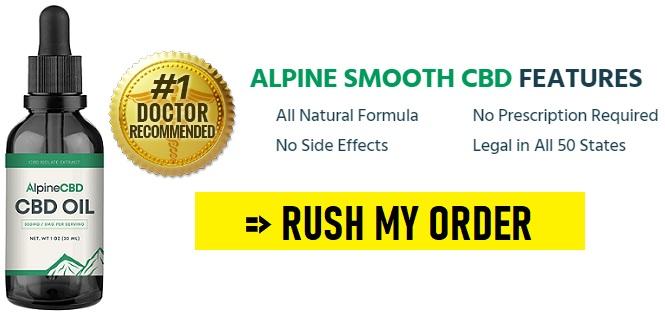 Alpine CBD Oil