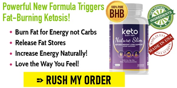 Nature Slim Keto
