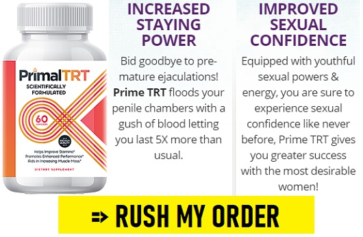 Primal TRT Male Enhancement